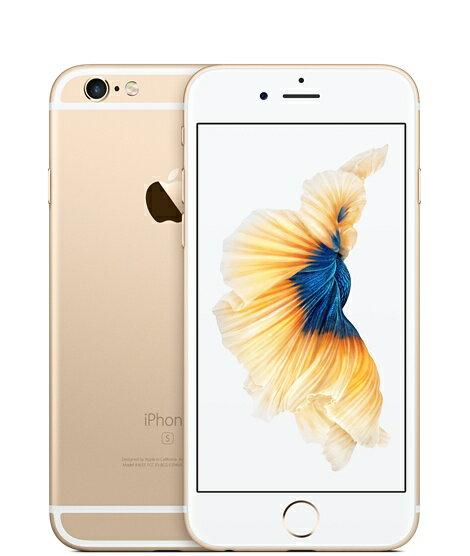 【SIMフリー】【中古スマホ】【中古携帯】[SIMフリー]新品未使用品 iPhone6S 32GB ゴールド 標準...