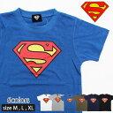 【メール便 送料無料】 メンズ SUPERMAN 柄込みTシャツ 半袖Tシャツ プリントTシャツ「BS29-105」