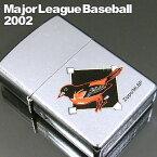 ZIPPO ジッポ ライター ジッポライター Baltimore Orioles ボルティモア・オリオールズ 2002年 MLB