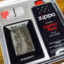 【送料無料】ジッポーライター オリジナル zippo 写真彫刻 ギフトセット