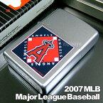 【ZIPPO】ジッポ/ジッポー Angels ロサンゼルス・エンゼルス・オブ・アナハイム 2007年 MLB