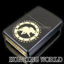 【即納】【楽ギフ_名入れ】Zippo ハンティングワールド(ブラック) HUNTING WORLD