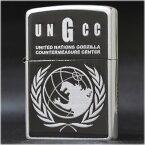 ゴジラ ZIPPO 国連G対策センター ◆ZIPPO ジッポー オイル ライター 喫煙具