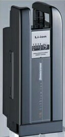 ブリヂストン(BRIDGESTONE)電動自転車用長生きリチウムバッテリー(LI8.1N.C)【2011年発売アンジェリーノアシスタDX用】8.1Ah(F895078)
