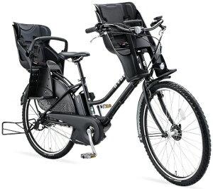 【防犯登録無料!おまけ3点セット!】3人乗り対応!【2017年モデル】BRIDGESTONE(ブリヂストン)HYDEE.II(ハイディツー)3段変速付き電動自転車(HY6C37)【3年間盗難補償付き】