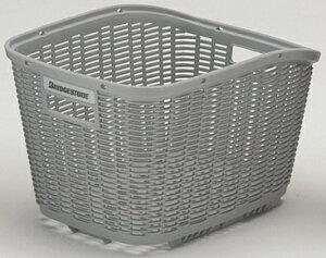 【自転車用後ろカゴ】BRIDGESTONE(ブリヂストン)ワンタッチ着脱リヤバスケット(RBK-006)