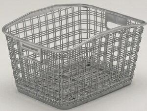 【自転車用後ろカゴ】BRIDGESTONE(ブリヂストン)軽量樹脂リヤバスケット(RBK-090)