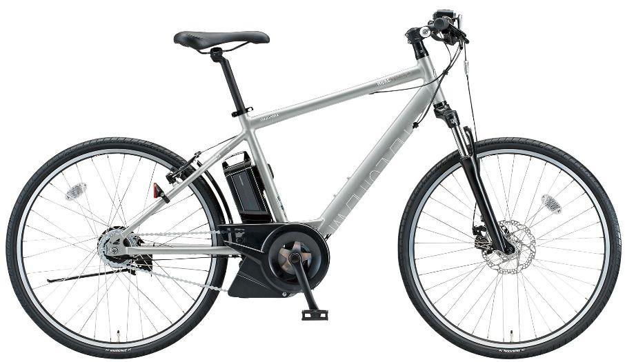 【防犯登録無料!おまけ3点セット付き】【2018年モデル】BRIDGESTONE(ブリヂストン)リアルストリーム(REALSTREAM)内装8段電動自転車(RS6C48)【3年間盗難補償付き】