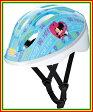 【自転車用ヘルメット】アイデス 子供用ヘルメット 「ミニーマウス ブルー」 ディズニー キッズヘルメット・S