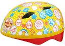 【子供用ヘルメット】ジョイパレット M&M(エムアンドエム)「それいけ!アンパンマン」カブロヘルメットV SGマーク付 対象年齢:1〜5歳くらい 適応サイズ:46〜52cm 自転車用ヘルメット