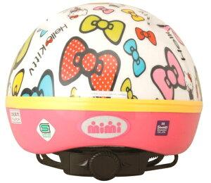 【2011年モデル】サンリオSG対応ヘルメット「ハローキティ」リボン