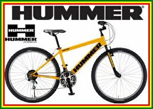 【防犯登録無料!傷害保険無料!】【2015年モデル】HUMMER(ハマー)ATB650B27.5インチ18段変速マウンテンバイク