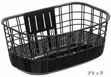 【自転車用前カゴ】 OGK(オージーケー) FB-038(大型籐風バスケット)