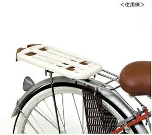 【自転車用ベース台】OGK(オージーケー)フリーキャリーシステム用(リア用)取り付けベース台のみ(FCS-005-B2)