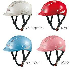 OGK幼児/子供用ヘルメット「ミルポップ・エイト(milpop8)」