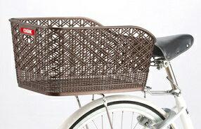 OGK(オージーケー)自転車用後ろカゴRB-012(固定式大型バスケット)