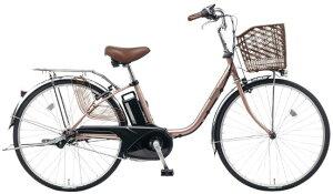 【送料無料!防犯登録無料!おまけ4点セット付き!】6.6Ah電動自転車【2017年モデル】パナソニック ビビ・TX (BE-ELTX432/BE-ELTX632) 【3年間盗難補償付き】 2017年モデル!おまけ4点セット付き!!