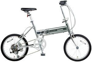 【防犯登録無料!傷害保険無料!】【おまけ3点セット付き!】パナソニックサイクルテック(Panasonic)ライトウイング(LIGHTWING)18インチ折りたたみ自転車(B-TW872A)