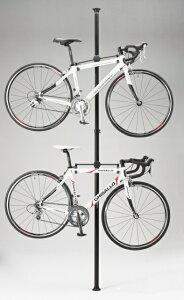 【自転車ディスプレイスタンド】MINOURA(ミノウラ)バイクタワー10【2台用】(BIKETOWER10)