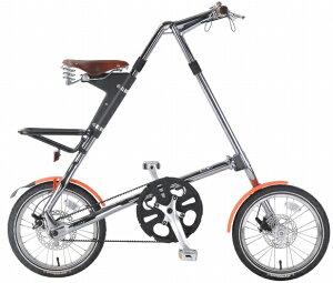 【送料無料!防犯登録無料!傷害保険無料!】【2013年モデル】STRIDA5.0SE(ストライダ5.0SE)折りたたみ自転車ミニフロアポンプ+その他おまけ付き!