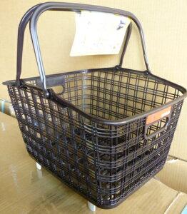 ヤマハ自転車用着脱式リアバスケットRB-009B2(ファッション後ろバスケット)