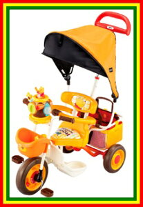 【三輪車カバープレゼント中!】 アイデス(ides) 幼児用三輪車 アイベーシック ポップンカー...
