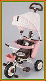 アイデス(ides) 幼児用三輪車 折りたたみコンポディズニー三輪車  ミニーマウス 三輪車