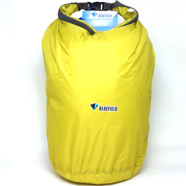防水バッグ 20L 黄緑 ドライ ツーリング 海 山 キャンプ