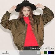 アウター ブルゾン ジャケット ミリタリー レディース レディス ファッション ジニューマーク