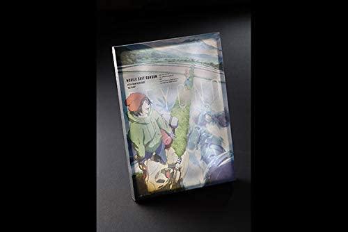 ガンダムカフェ限定 BEYOND LEDキャンバスアート 版画,絵画 Gのレコンギスタ&THE ORIGIN画像