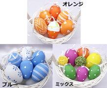 【イースターエッグ】(イースター復活祭エッグ卵春装飾イベントディスプレイ飾り店舗インテリア)