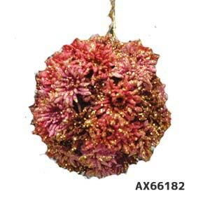 造花・人工観葉植物, 造花 6.5cmSAX66182-34