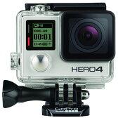 GoPro HERO4 シルバーエディション CHDCB-401-JP 本体★特別セット★ デュアルバッテリーチャージャー+16G microSDカード同梱【送料無料】