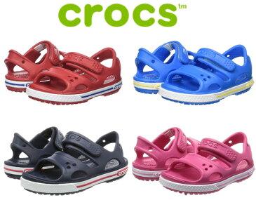 クロックス クロックバンド 2.0 サンダル PS 14854crocband 2.0 sandal PSキッズ ジュニア スポーツサンダル