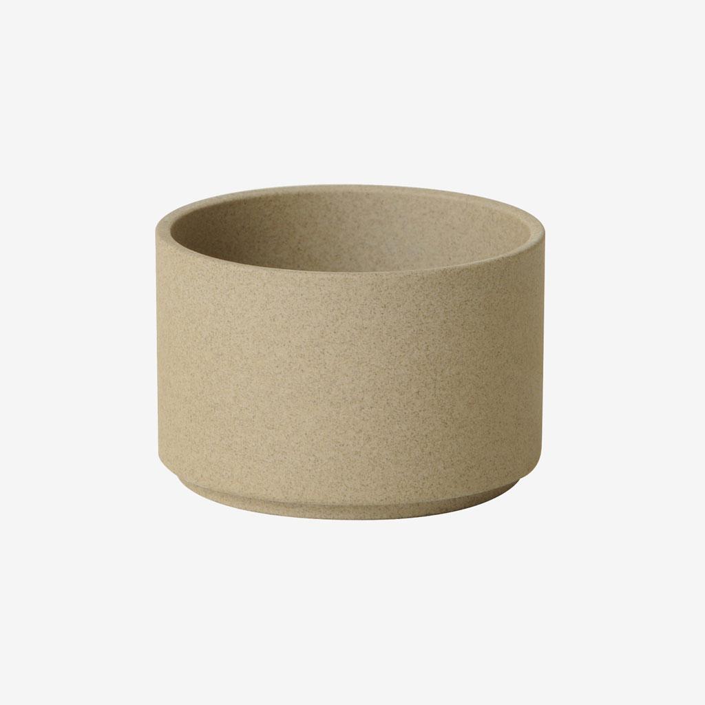 Hasami Porcelain ハサミポーセリン HP007 Bowl 85 mm Natural 波佐見焼 茶 ベージュ ナチュラル 素焼き マット 艶無し 艶消し シンプル 映え 磁器 スタッキング 収納 新築 ボウル ギフト プレゼント 8.5cm
