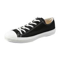 【MOONSTAR FINE VULCANIZED】LOWBASKET ブラック 26.5cm スニーカー 靴【ムーンスター ファインヴァルカナイズ】
