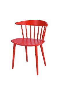 北欧家具HAY(ヘイ)chair(椅子)J104REDコーラル