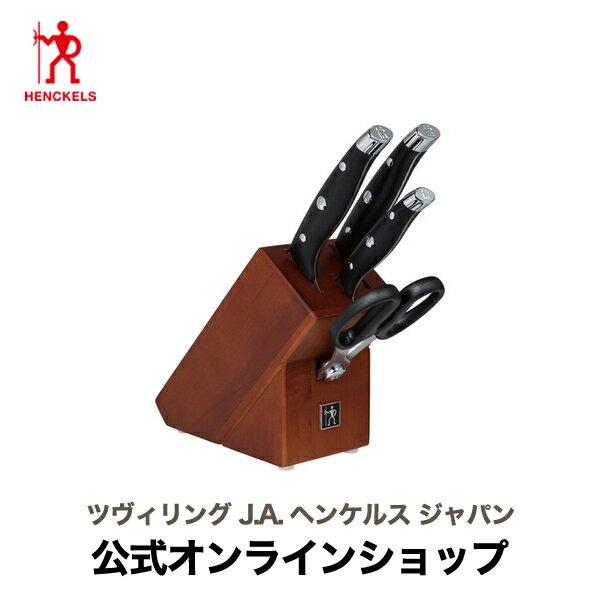 包丁・ナイフ, 包丁セット  HENCKELS HI :5P J.A.