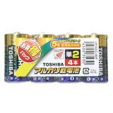 TOSHIBA アルカリ1 LR14AG 4MP