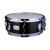 4511239009307(canopus カノウプス スネアドラム 刃 yaiba maple   snare drum antique ebony mat lq)画像