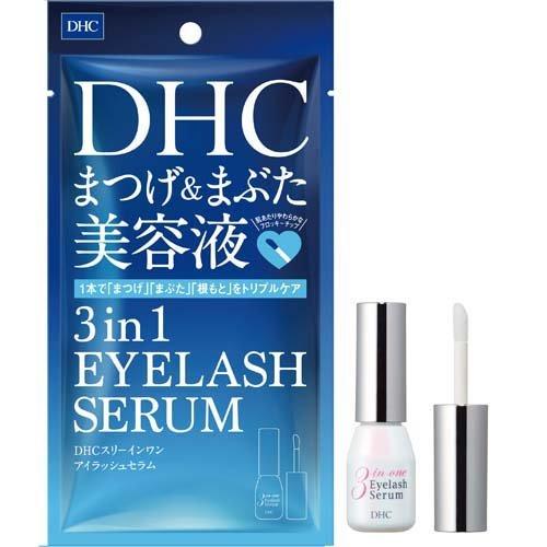 Dhc スリーインワンアイラッシュセラム 9ml × 24個セット