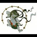 日本の意匠 雷神 NIPPON-06