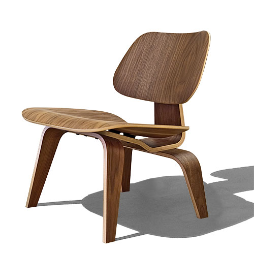 HermanMiller ハーマンミラー社「Eames Plywood Lounge Chair(LCW)」ウォールナット