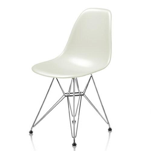 HermanMiller ハーマンミラー社「Eames Shell Chair / Side Chair(DSR)」ホワイト