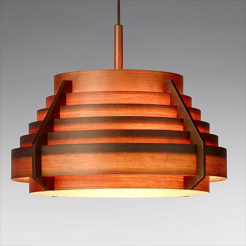 ヤコブソンランプ JAKOBSSON LAMP ダークブラウン ペンダントライトの写真