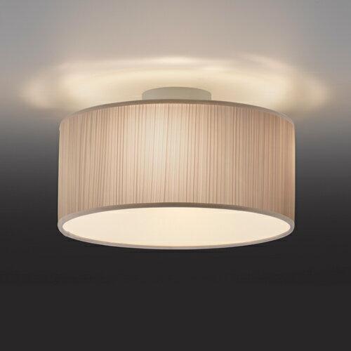 yamagiwa照明器具 シーリングライト照明 「BAUMN」 φ450mm / シルバー