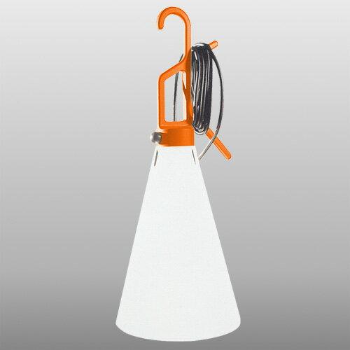 FLOS テーブルスタンド照明メイデイ MAYDAY オレンジの写真