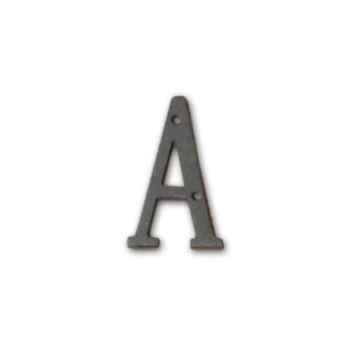 ポッシュリビング アイアンアルファベット A 62373