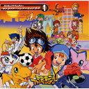 デジモンアドベンチャー キャラクターソング+ミニドラマ1/CD/NECA-30008画像