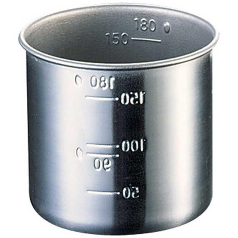 SEKIKAWA/関川鋼販 18-8 お米の計量カップ 1合